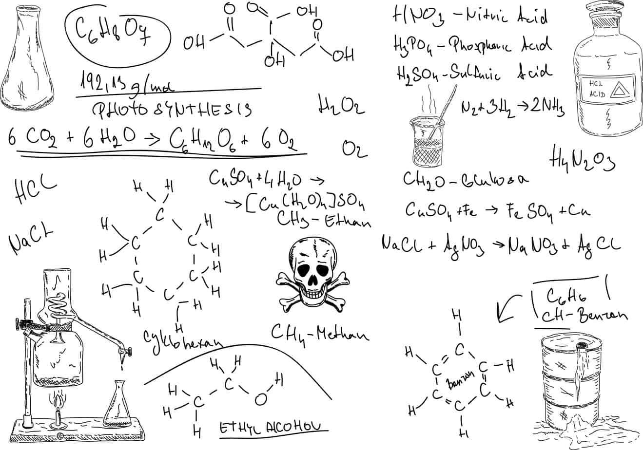 organic chemistry study notes