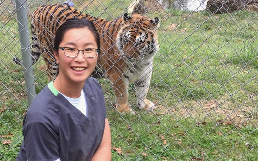Tobi Applied to Her In-State Veterinary College and Got in on the First Try