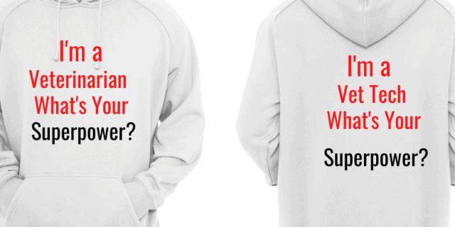 Veterinary technician hoodies- vet hoodies