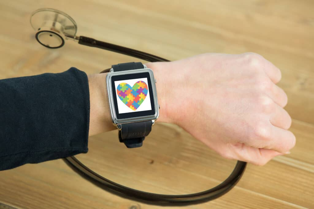 An Apple Watch can make a great vet tech watch