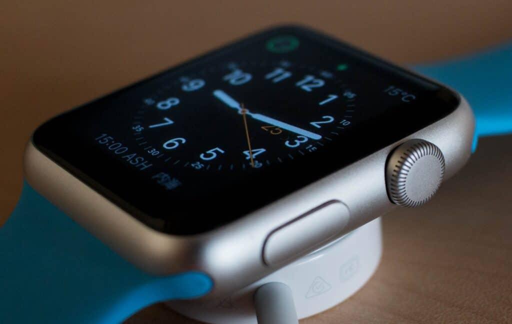 An Apple Watch can make a great vet tech watch!